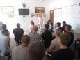 В колонии-поселении №12 г.Усть-Лабинска состоялась встреча осуждённых с представителем РПЦ