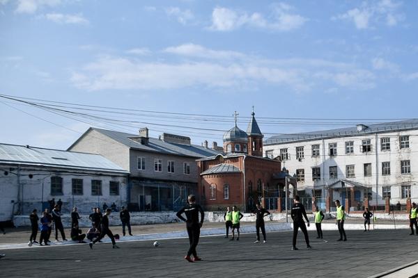 Футбольный турнир в ИК-5